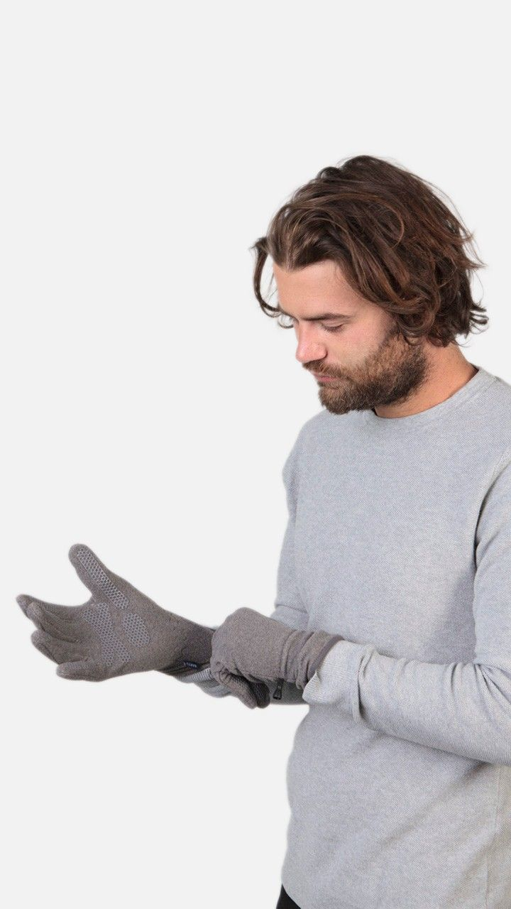 BARTS Fleece Gloves-1