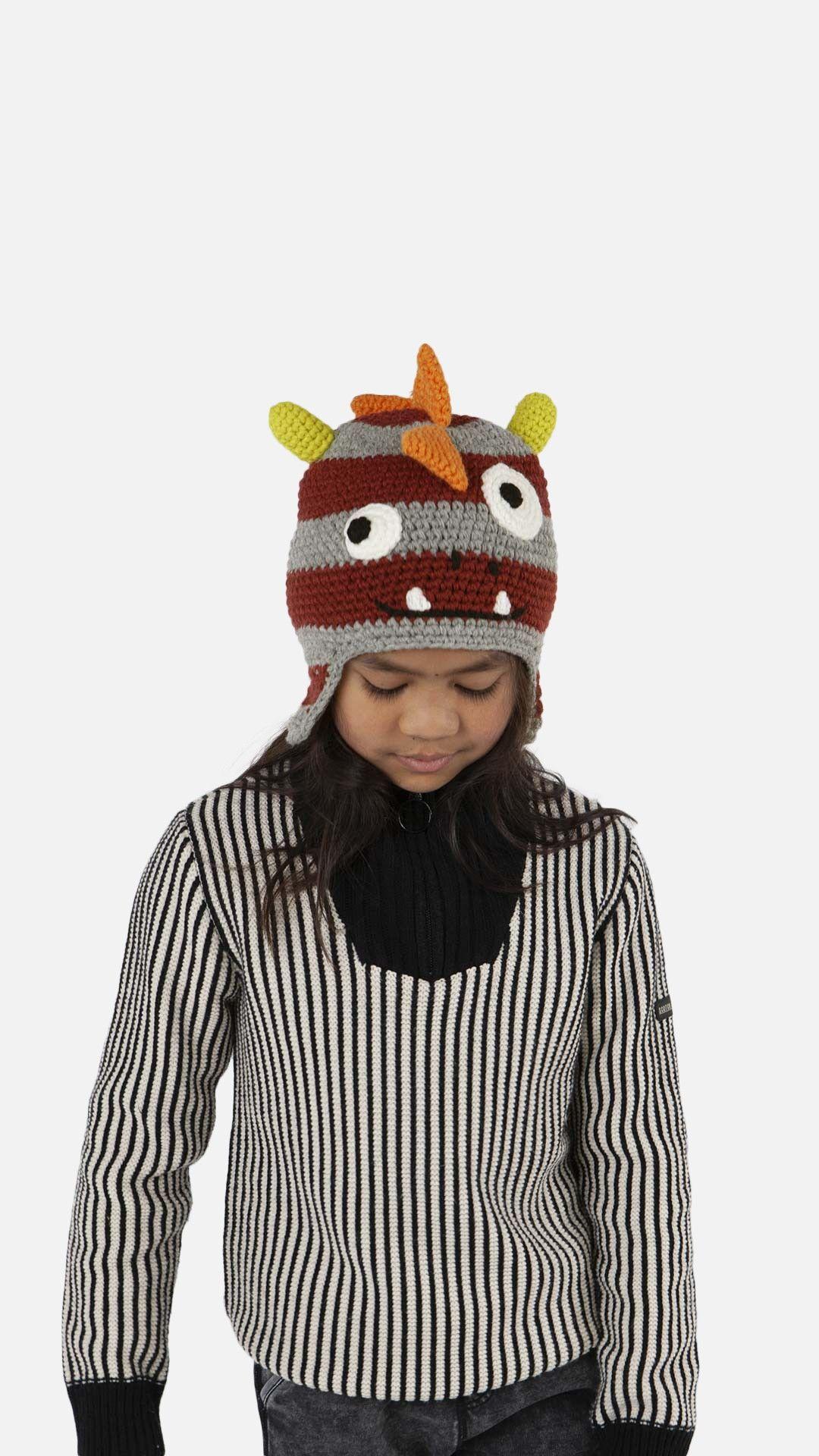 BARTS Monster Beanie-3