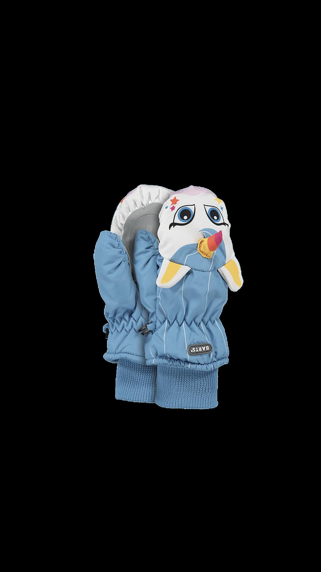 BARTS Nylon Mitts 3D-0