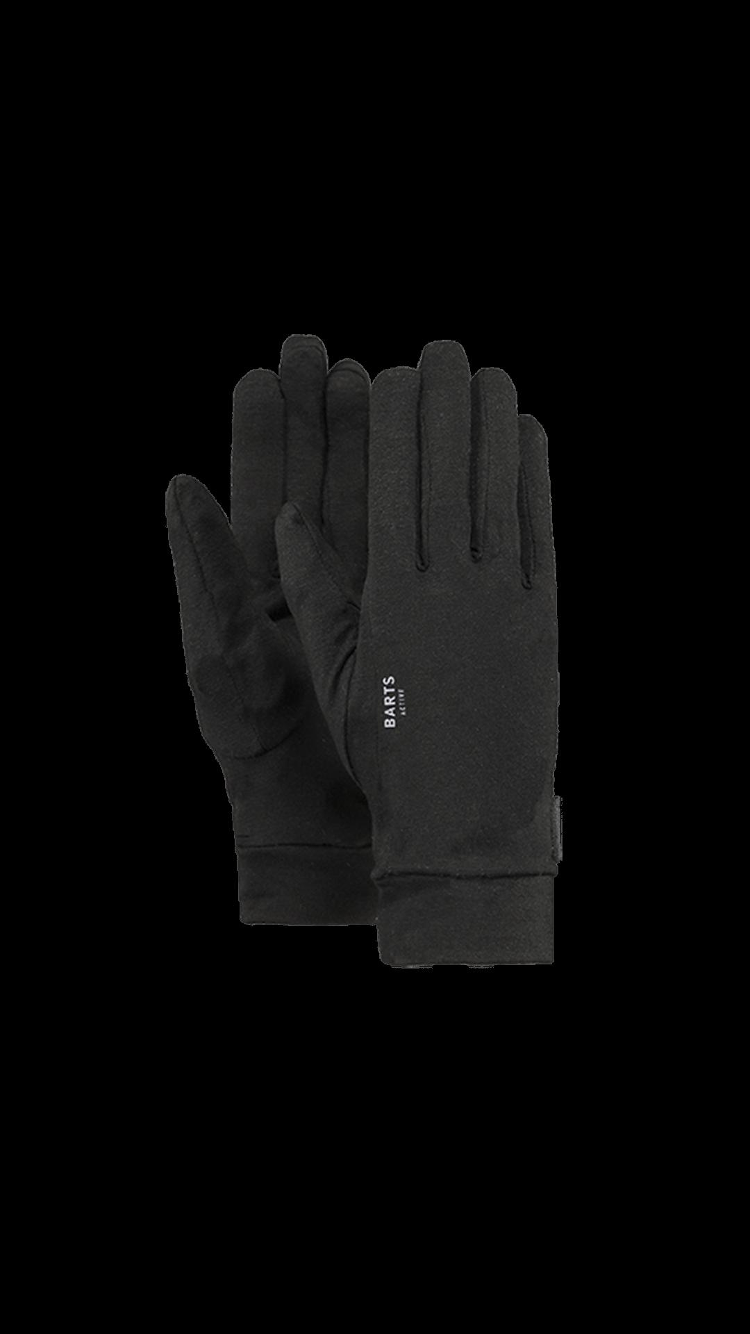 BARTS Silk Liner Gloves-0