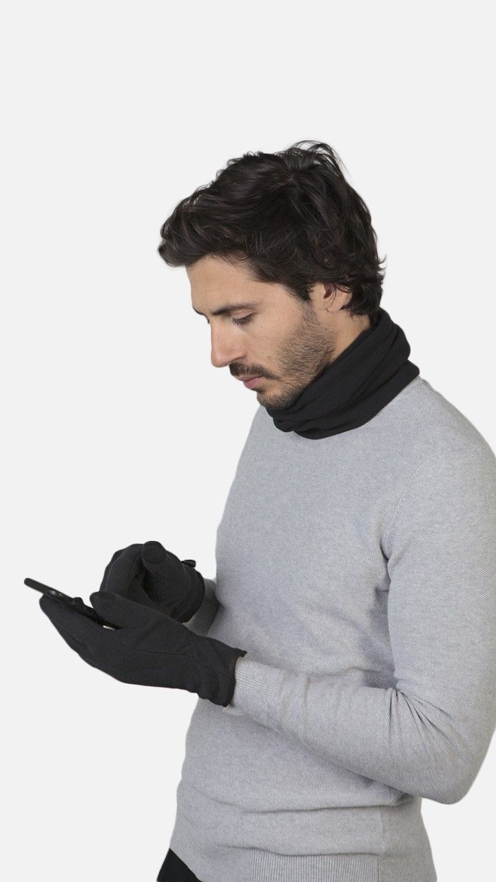 BARTS Fleece Touch Gloves-1