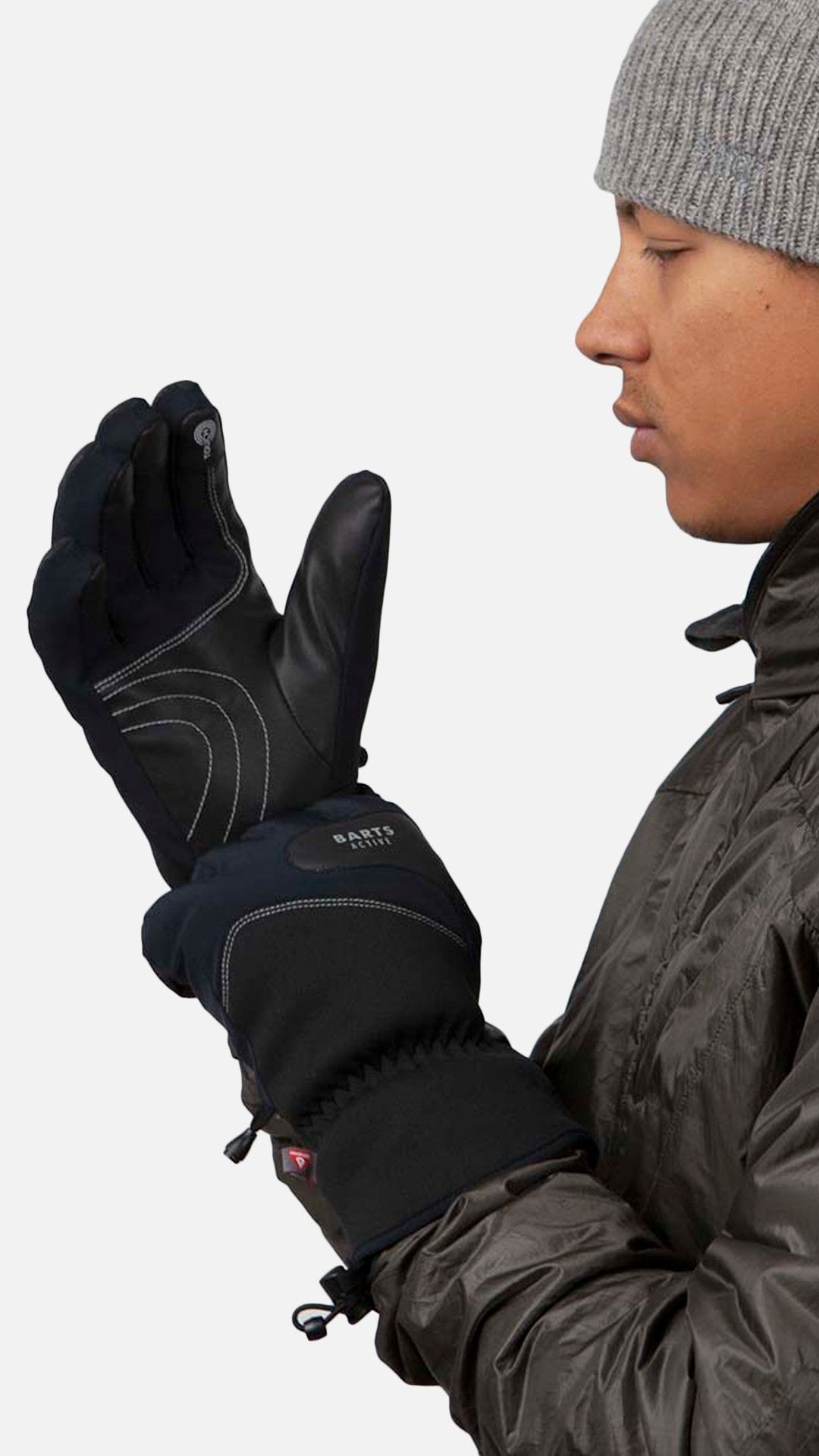 BARTS Touch Skigloves-2