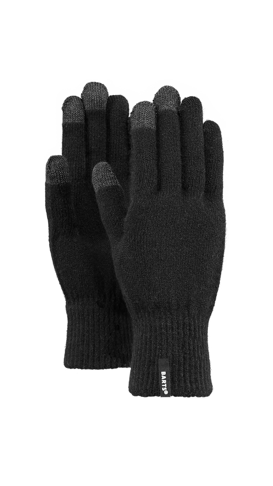 Fine Knitted Touch Gloves